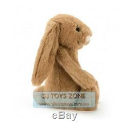 Jellycat Bashful Maple Bunny Medium 12 inch Soft Plush Animal Stuffed Toy