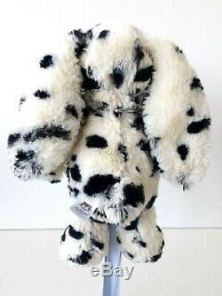 Jellycat Bashful Phoebe Special Edition Soft White / Black Spots Bunny