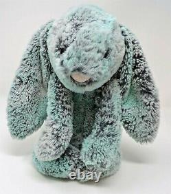 Jellycat Bunny Pistachio Plush Mint Green Gray Special Edition Bashful 12
