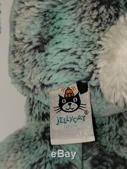 Jellycat London Bashful Pistachio Bunny Plush Medium 12 Green Limited