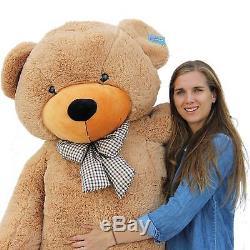 Joyfay 78 6.5ft Giant Teddy Bear 200cm Brown Huge Plush Toy Valentine Gift