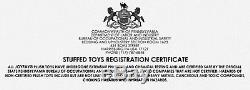 Joyfay 91 230cm Giant Teddy Bear Huge Brown Plush Toy Christmas Gift