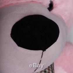 Joyfay Giant Teddy Bear 78 200cm Pink Stuffed Plush Toy Valentine Gift