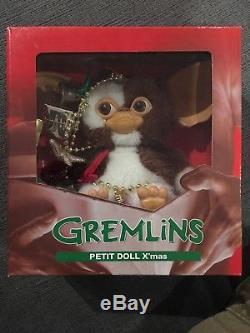 Jun Planning Gremlins Gizmo Xmas Doll Plush