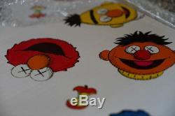 Kaws Uniqlo Sesame Street Plush Toys