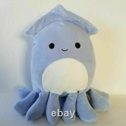Kellytoys Squishmallow Stacy The Squid 12 Inches Plush Stuffed Animal BRAND NEW