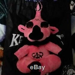 Killstar Dark Lord Bubblegum Limited Edition Pink Baphomet 143/666 goth plush
