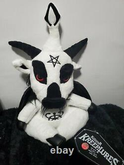 Killstar Kreepture Dark Lord Speedball 35/666 SOLD OUT Limited Edition Plush Toy