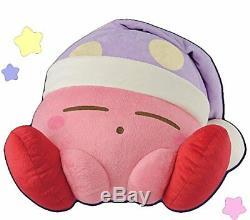 Kirby Ichiban Kuji BANPRESTO Twinkle Night A prize Plush Stuffed Animal Doll