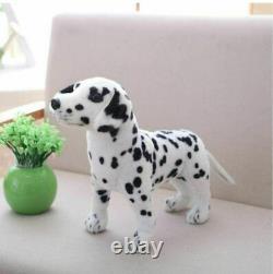 Large Dalmatian Lifelike Stuffed Animal Dog Plush Toy STANDING UK SELLER 45CM