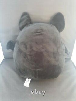 Large Squishmallow Betty Bat Fang Cushion Halloween Vampire toy plush 12 14