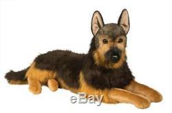 MAJOR the Plush GERMAN SHEPHERD DOG Stuffed Animal Douglas Cuddle Toys #2464