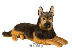 Major German Shepherd Douglas Plush 32, STUFFED DOG