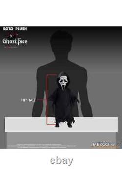 Mezco Design Series Scream Ghost Face Roto Soft Doll