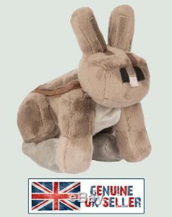 Minecraft RABBIT Soft Toy Plush BRAND NEW Free 2nd class delivery