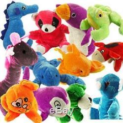 Mini Plush Stuffed Animal Pre-pack Assortments (Pack of 144X)