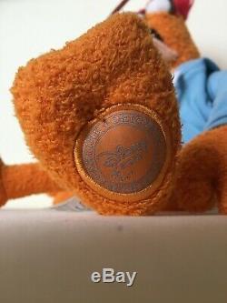 Muppets Pepe Plush Disney Store Exclusive 14-15 Doll Stuffed Animal