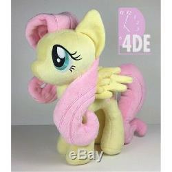 My Little Pony Fluttershy Plush 11 4th Dimension Entertainment 4DE