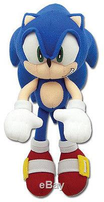 NEW Great Eastern GE-8985 Sonic the Hedgehog 7 Mini-Size Sonic Stuffed Plush