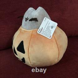 NWT Pusheen Pumpkin Jack O'Lantern Halloween 9 Plush