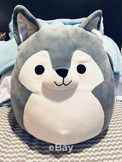 NWT Squishmallows Great Wolf Lodge Exclusive Plush Very Hard To Find