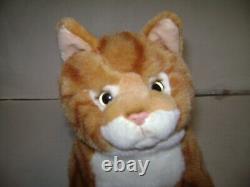 NWT Webkinz Signature ORANGE TABBY CAT WKS1016 GANZ PLUSH STUFFED with CODE RARE