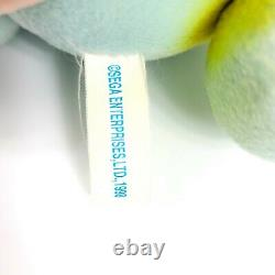 Neutral Chao 11 Vtg Plush Stuffed Animal1999 SEGA SONIC Adventure Game Toy