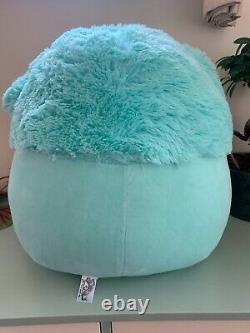 New Joelle the Blue Bigfoot Target Exclusive Squishmallow 40cm 16 USA Import