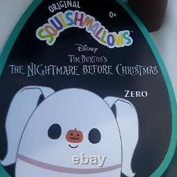 New zero Disney Nightmare Before Christmas Plush Squishmallow 14inch