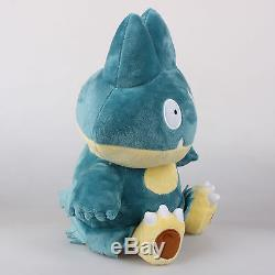 Official 13 33Cm Munchlax Licensed Pokemon Plush Toys Soft Stuffed Animal Doll