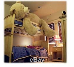 Oversized Giant Teddy Bear Jumbo Plush Gigantic Toy Stuffed Animal 8ft Large New