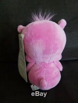 PROTOTYPE Lilo & Stitch Experiment 254 MBB Alien Stenchy 5 Disney Pink Plush
