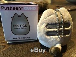 PUSHEEN Mini Surprise Plush TOY FAIR EXCLUSIVE 2016 LE 500 Gund VERY RARE