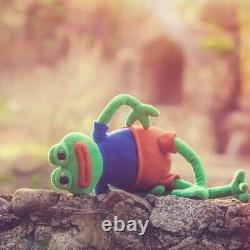 Pepe the Frog Plush Hashtag Collectibles Uncute Matt Furie