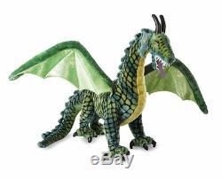 Plush Stuffed Jungle Animal Giant Toy Large Kids Pillow Soft Hug Bed Dragon