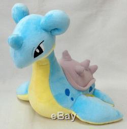 Pokemon Center Original Lapras Lokhlass Soft toy Stuffed toy Plush from Japan