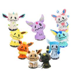 Pokemon Mimikyu Cosplay Umbreon Eevee Sylveon Espeon Plush Toy Stuffed Doll Gift