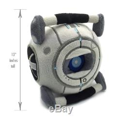 Portal 2 Wheatley Personality Plush Large Aperture Device 13 + Sounds! Valve