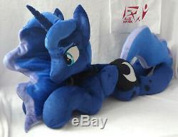 Princess Luna Custom 33in Cuddle, My Little Pony Plushie, No-star