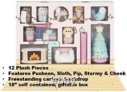 Pusheen 12-Piece Mini Plush Advent Calendar