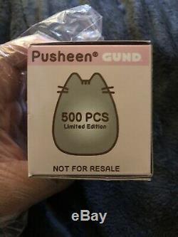 Pusheen 2016 Toy Fair Exclusive Mini Plush GUND Blind Box LE 500