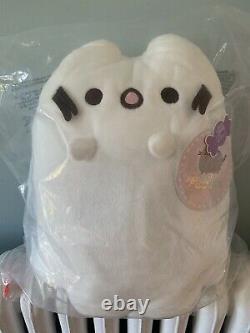 Pusheen BooSheen Plush Exclusive Limited Edition Light Up Halloween Ghost Cat