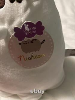 Pusheen Boosheen Halloween Light-Up Ghost 9 Plush 2020 RARE