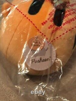 Pusheen Cat Jack-O-Lantern Halloween 2021 Plush Squisheen