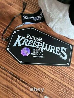 RARE Low Number Killstar Kreepture Speedball Dark Lord Limited Edition #009/666