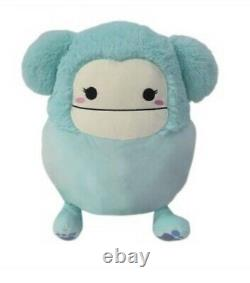 RARE! Squishmallow Blue Big Foot 16 Inch Joelle Plush Toy CONFIRMED