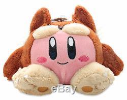 REAL 1323 Super Mario Little Buddy 6 Animal Kirby Stuffed Plush Doll