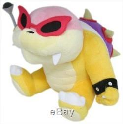REAL AUTHENTIC Little Buddy 1345 Super Mario 6 Roy Koopa Stuffed Plush Doll