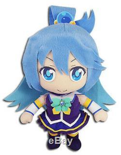 REAL Great Eastern GE-52231 Konosuba 9 Aqua Goddess Stuffed Plush Doll