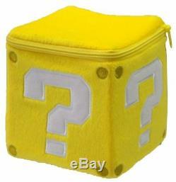 REAL Little Buddy 1262 Nintendo Mario Run Super Mario Coin Box Plush Doll 5